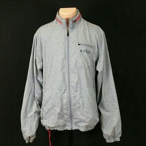 Nike Lebron James Men's Grey Basketball Jacket